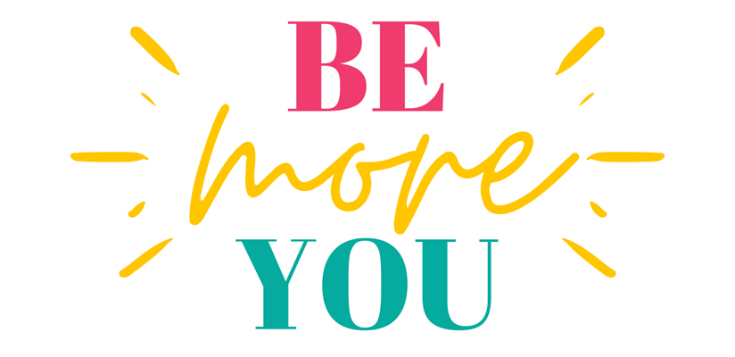 Be More You - New Years Resolutions 2021